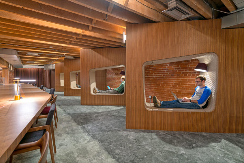 GitHub TI - San Francisco, CA - GC: SC Builders - Architect: RAPT Studio