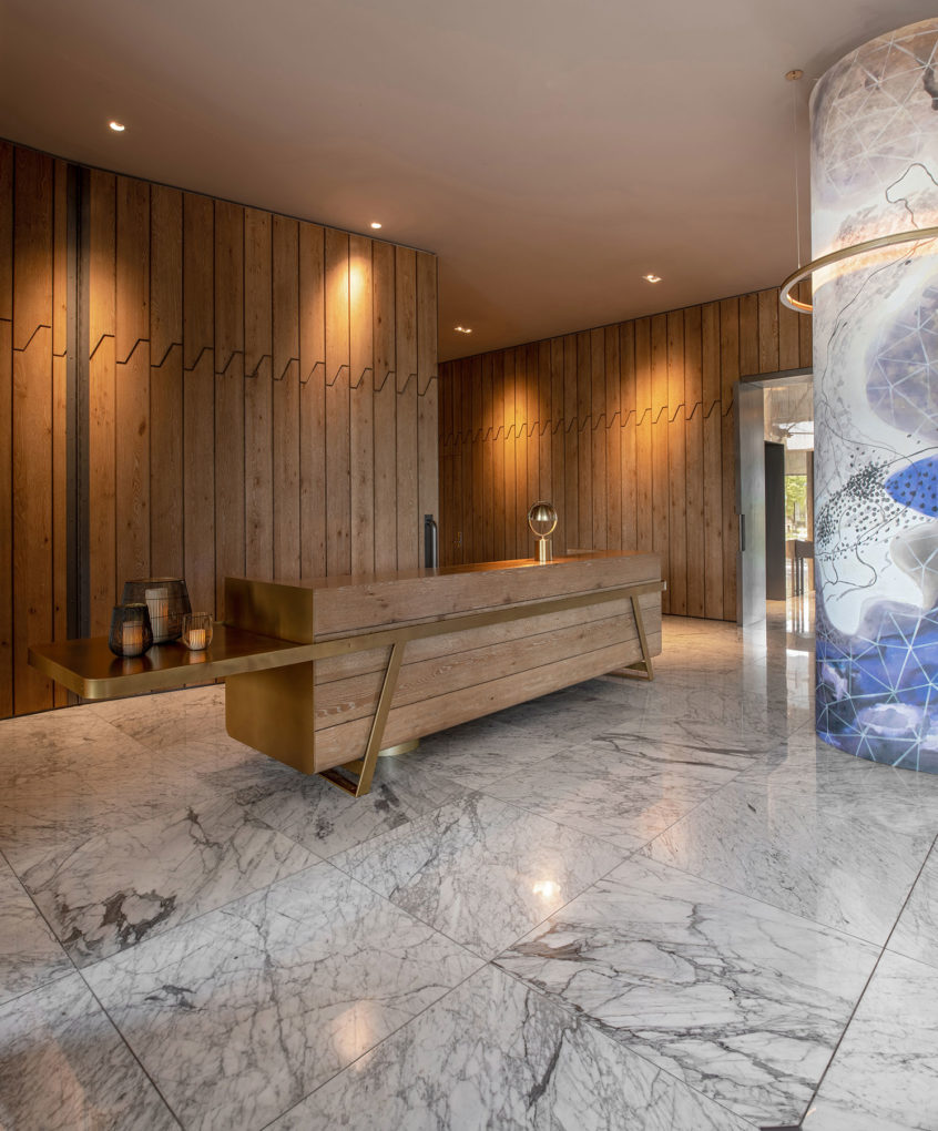 Hotel Nia - Menlo Park, CA - GC: Webcor Builders - Architect: Cuningham Group/McCartan - Photo: Carlos Hernandez