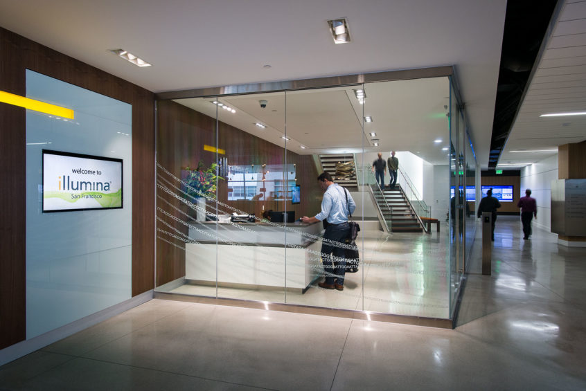 Illumina TI - San Francisco, CA - GC: BN Builders - Architect: DGA Planning