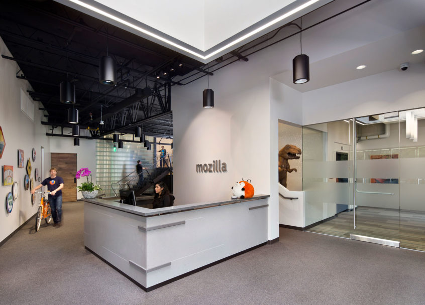 Mozilla TI - Mountain View, CA - GC: BN Builders - Architect: MK Think - Photo: Bernard Andre
