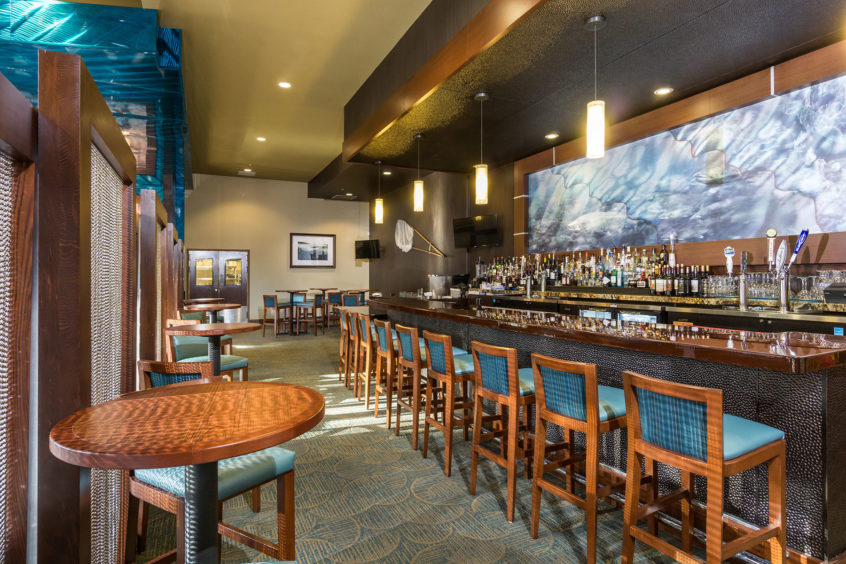 Redwood Hotel & Casino - Klamath, CA - GC: Flint Builders - Architect: Worth Group Architects - Photo: Kuda Photography