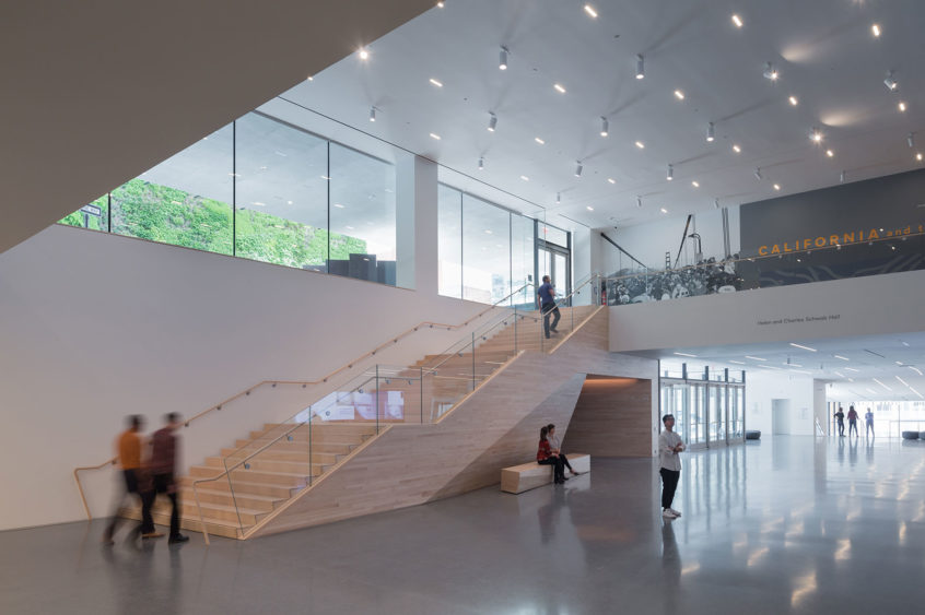 SFMOMA Expansion - San Francisco, CA - GC: Webcor Builders - Architect: Snohetta - Photo: Iwan Baan
