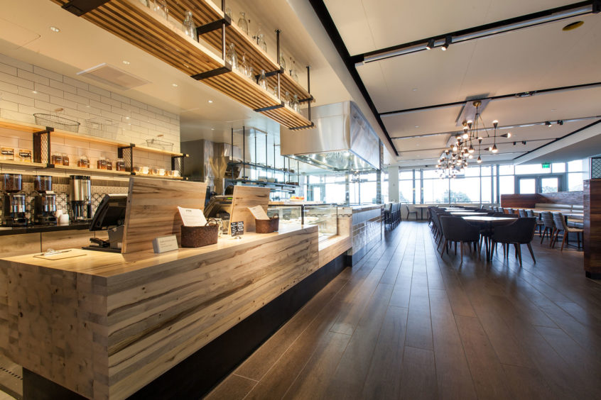 Stem Restaurant - San Francisco, CA - GC: BN Builders - Architect: DGA Planning - Photo: Patricia Chang