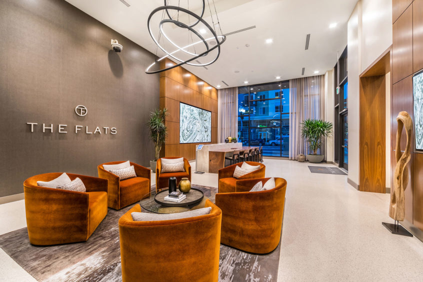 The Flats Apartments - Sunnyvale, CA - GC: Devcon Construction - Architect: CDC Designs - Photo: Chet Frohlich Photography